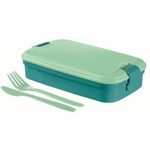 Curver Piknikový box Lunch & Go, tyrkysová