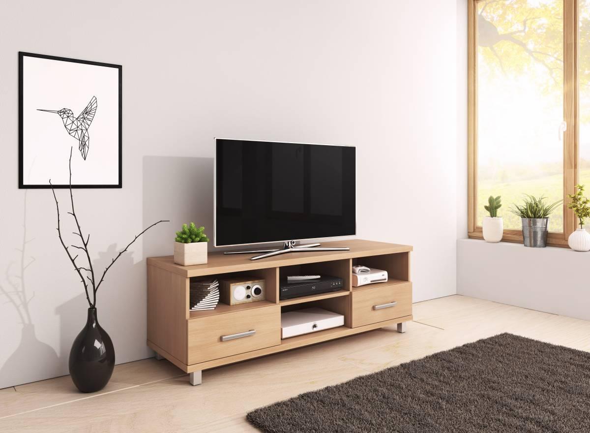 TV stolík Classic veľký (javor)