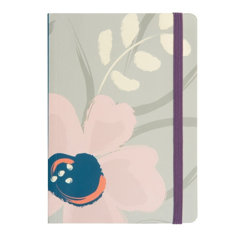 Zápisník Busy B Floral, formát A6