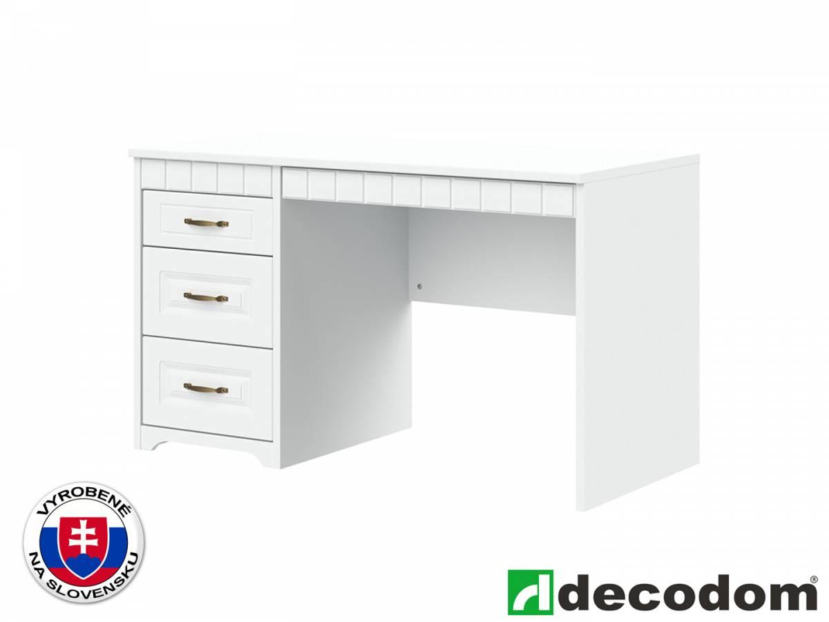 PC stolík Decodom Lirot Typ 61 (biela arctic)