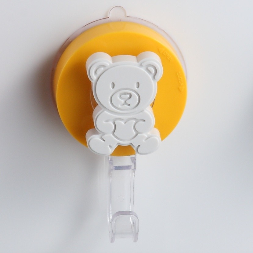 Háčik bez nutnosti vŕtania ZOSO Bear Yellow