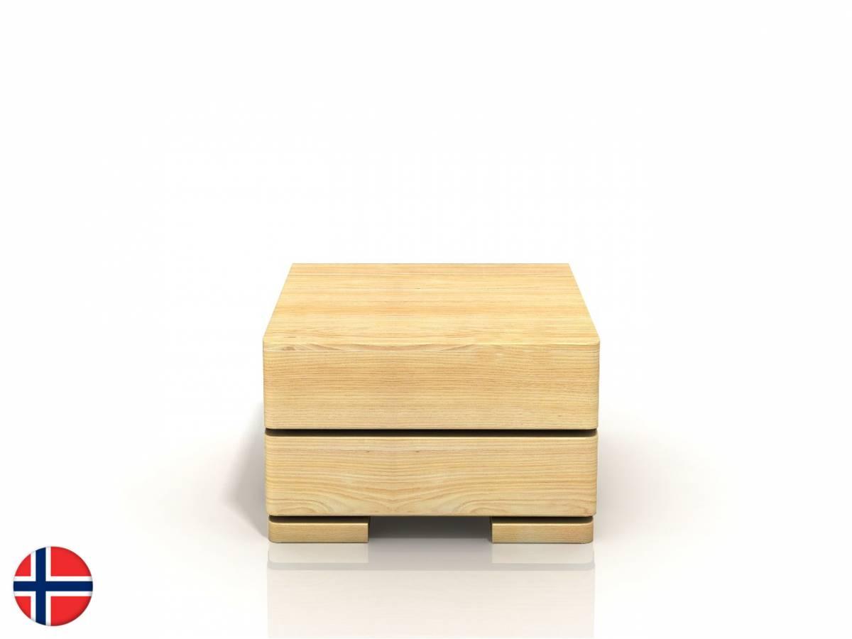 Nočný stolík Naturlig Lorenskog 1S (borovica)