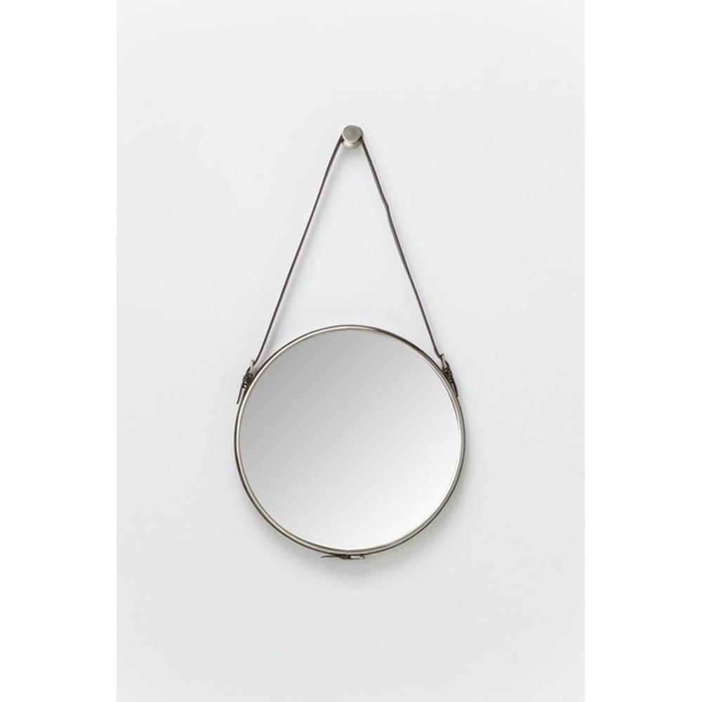 Nástenné zrkadlo Kare Design Hacienda, Ø41 cm