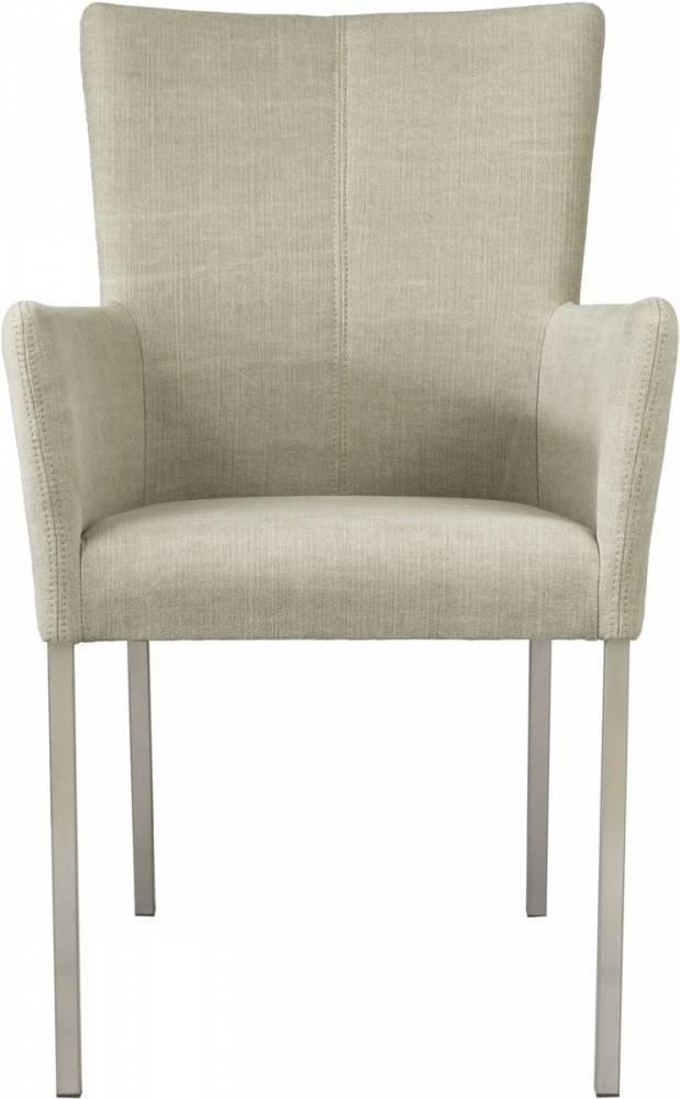 Jedálenská stolička TIVOLI - prírodná