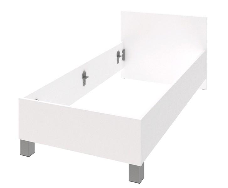 Mega 160, 90x200 cm, biela