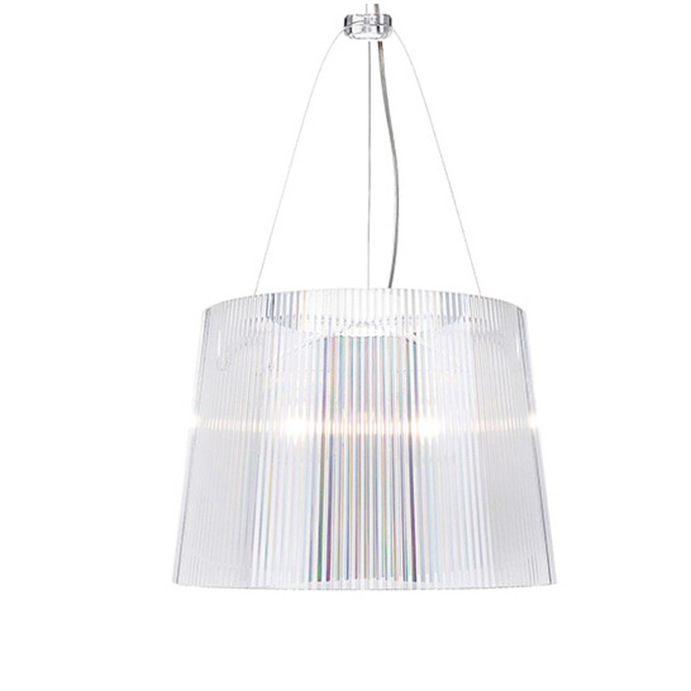 Transparentné stropné svietidlo Kartell Gé