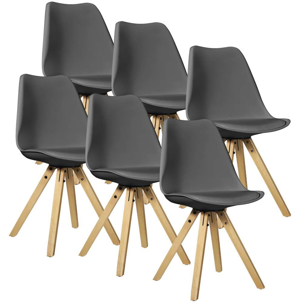 dcd8611075cb0 [en.casa]® Dizajnová stolička