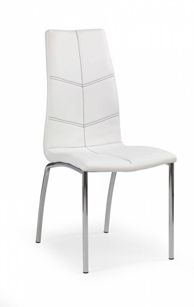 Jedálenská stolička K114 biela