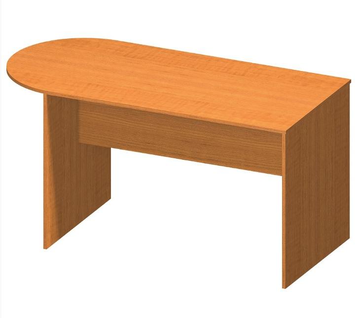 Kancelársky stôl TEMPO ASISTENT NEW 022   Farba: Čerešňa