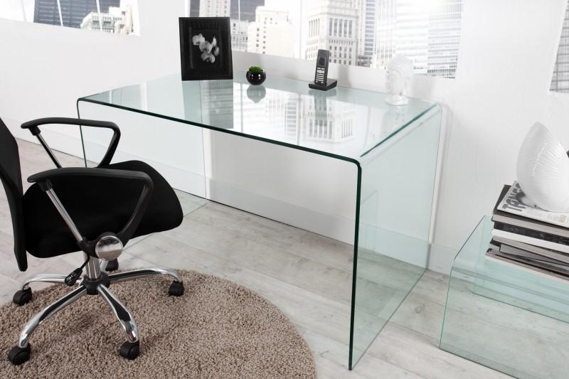 Jedálenský stôl HOSST 120 cm - číra