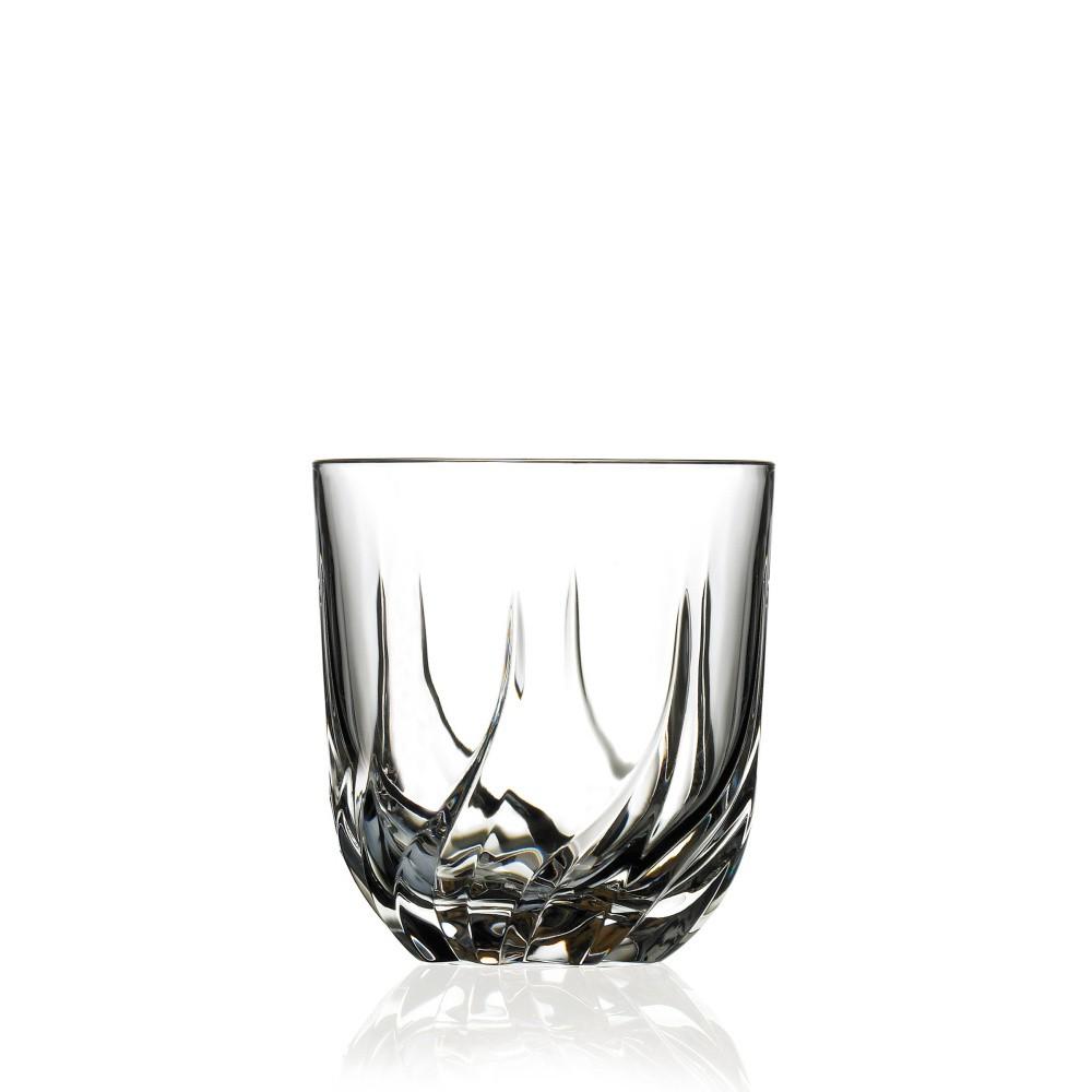 Sada 6 pohárov na whisky RCR Cristalleria Italiana Manuel