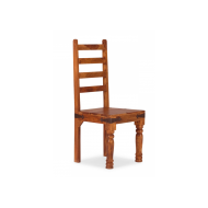 Furniture nábytok  Masívna stolička z Palisanderu  Forúšán  45x45x100 cm