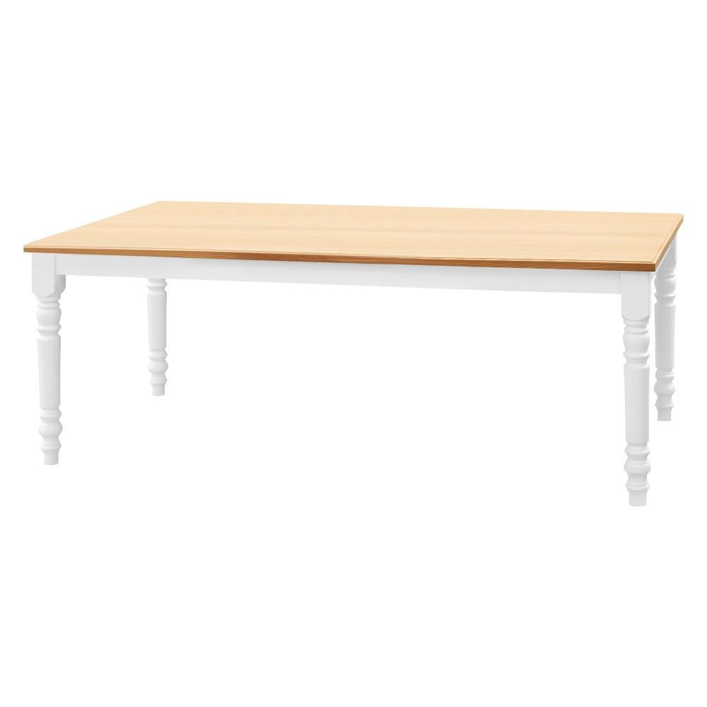 Drevený jedálenský stôl Artemob Cristina, dĺžka200 cm