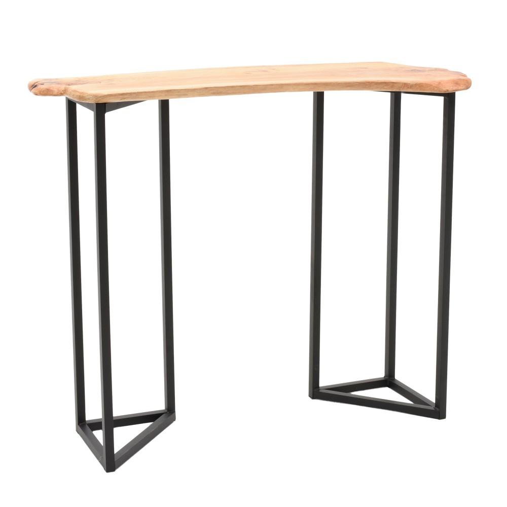 Drevený konzolový stolík InArt Natural