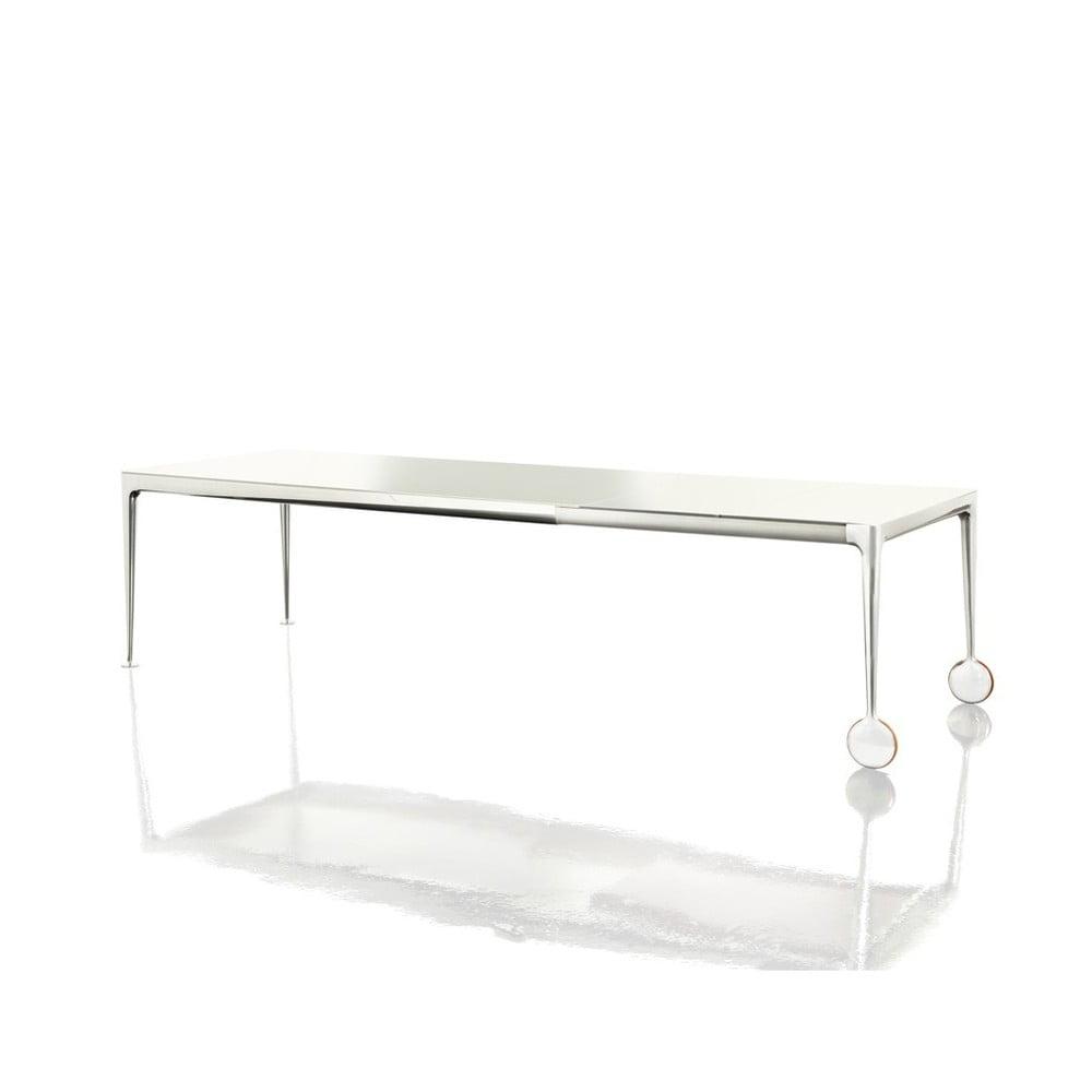 Biely jedálenský stôl Magis Big Will, dĺžka 240 cm