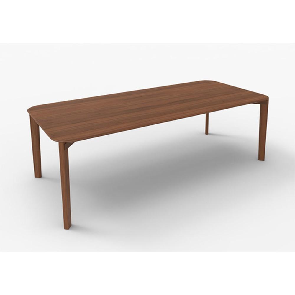 Jedálenský stôl z orechového dreva Wewood - Portugues Joinery Soma, dĺžka 240 cm