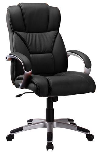 Kancelárska stolička Q-044 čierná