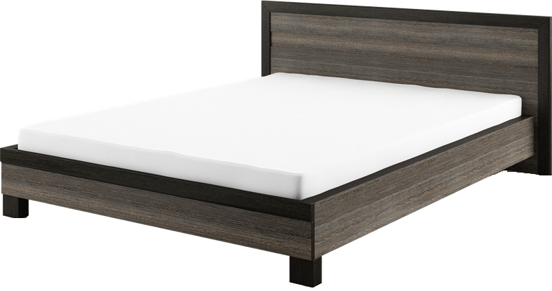Manželská posteľ 140 cm Denver DN-17-140 (s roštom)