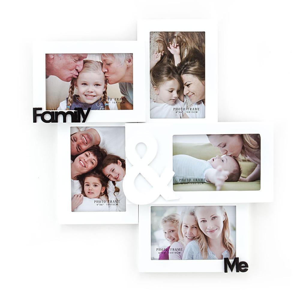 Nástenné fotorámiky Tomasucci Family and Me
