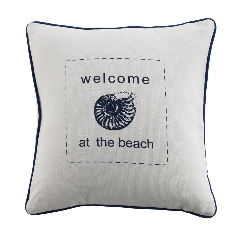 Vankúš Geese Beach, 45 x 45 cm