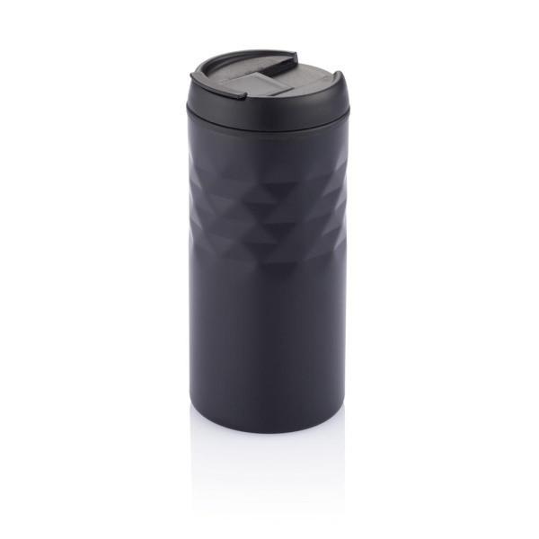 Čierny termohrnček XDDesign Mosa