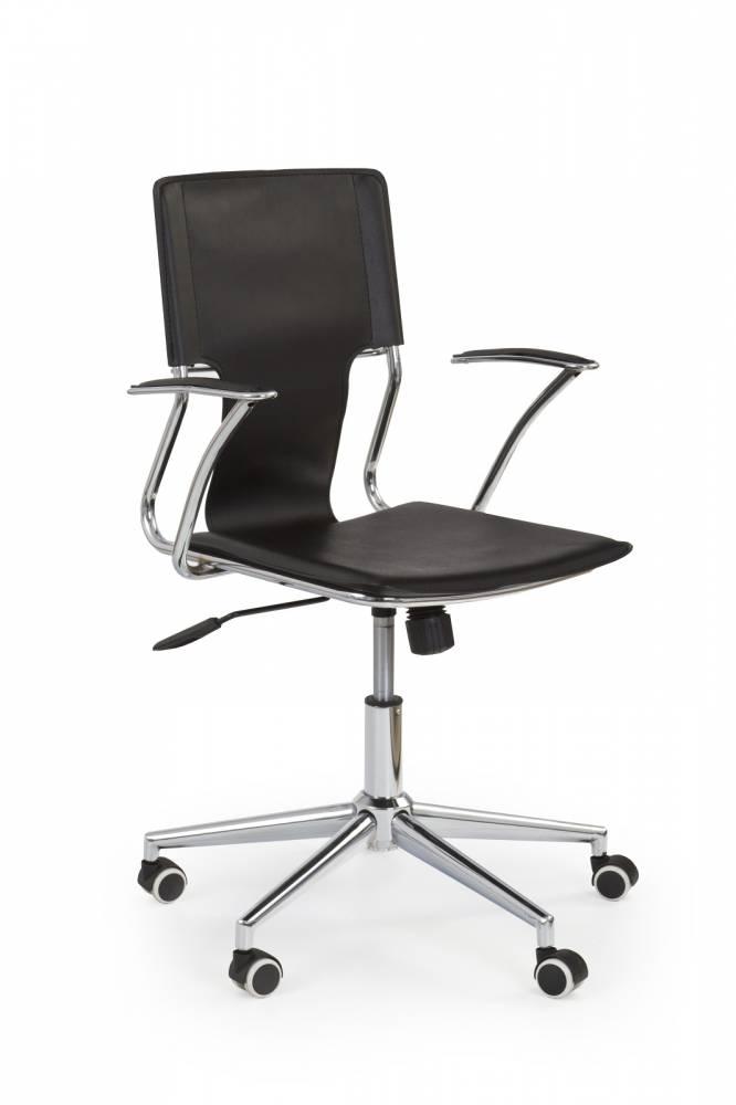 Kancelárska stolička Derby čierna