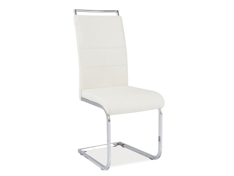 Jedálenská stolička HK-441, krémová