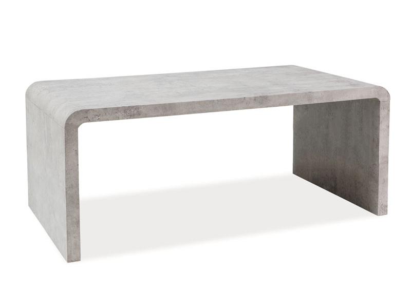Konferenčný stolík Mio (sivá)