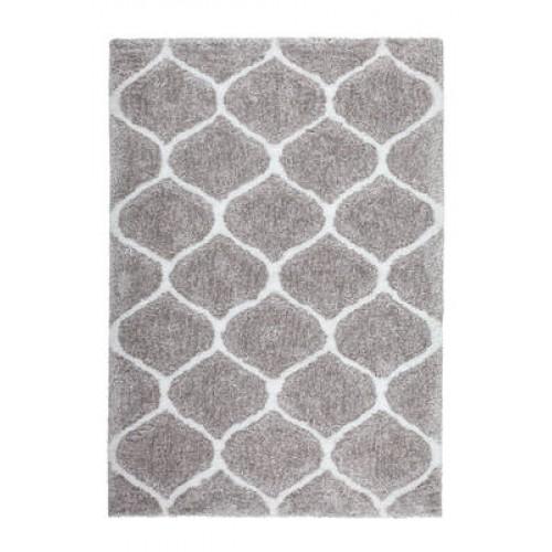 Kusový koberec Grace 802 Silver-White