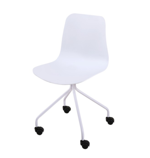 Kancelárska stolička Danela   Farba: Biela