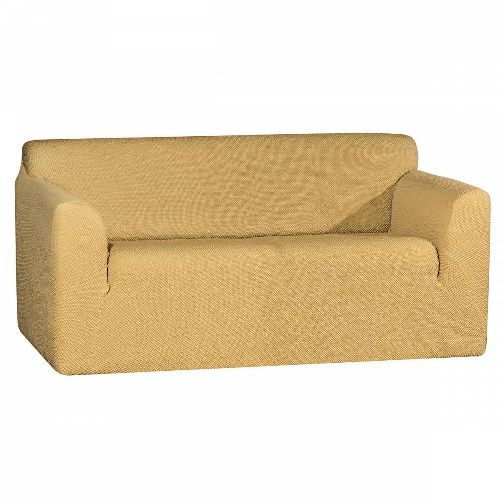 4Home Multielastický poťah na sedaciu súpravu Elegant hnedá, 180 - 220 cm, 180 - 220 cm