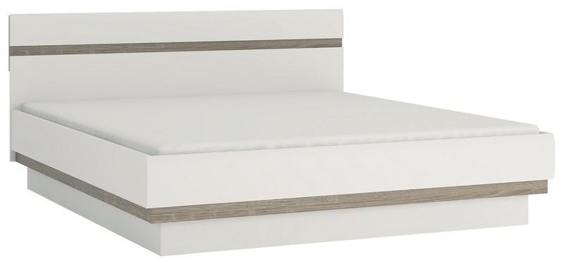 Manželská posteľ 180 cm Lynatet Typ 93