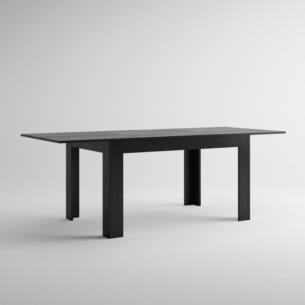 Rozkladací jedálenský stôl v dekore hnedého duba MobiliFiver Easy, dĺžka140-220cm