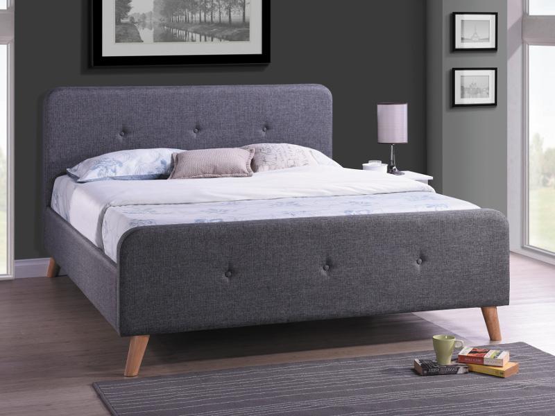 BALBOA čalúnená posteľ 140x200
