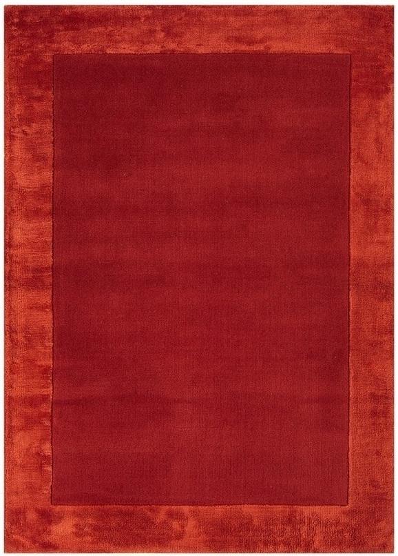 Ascot koberec - červená