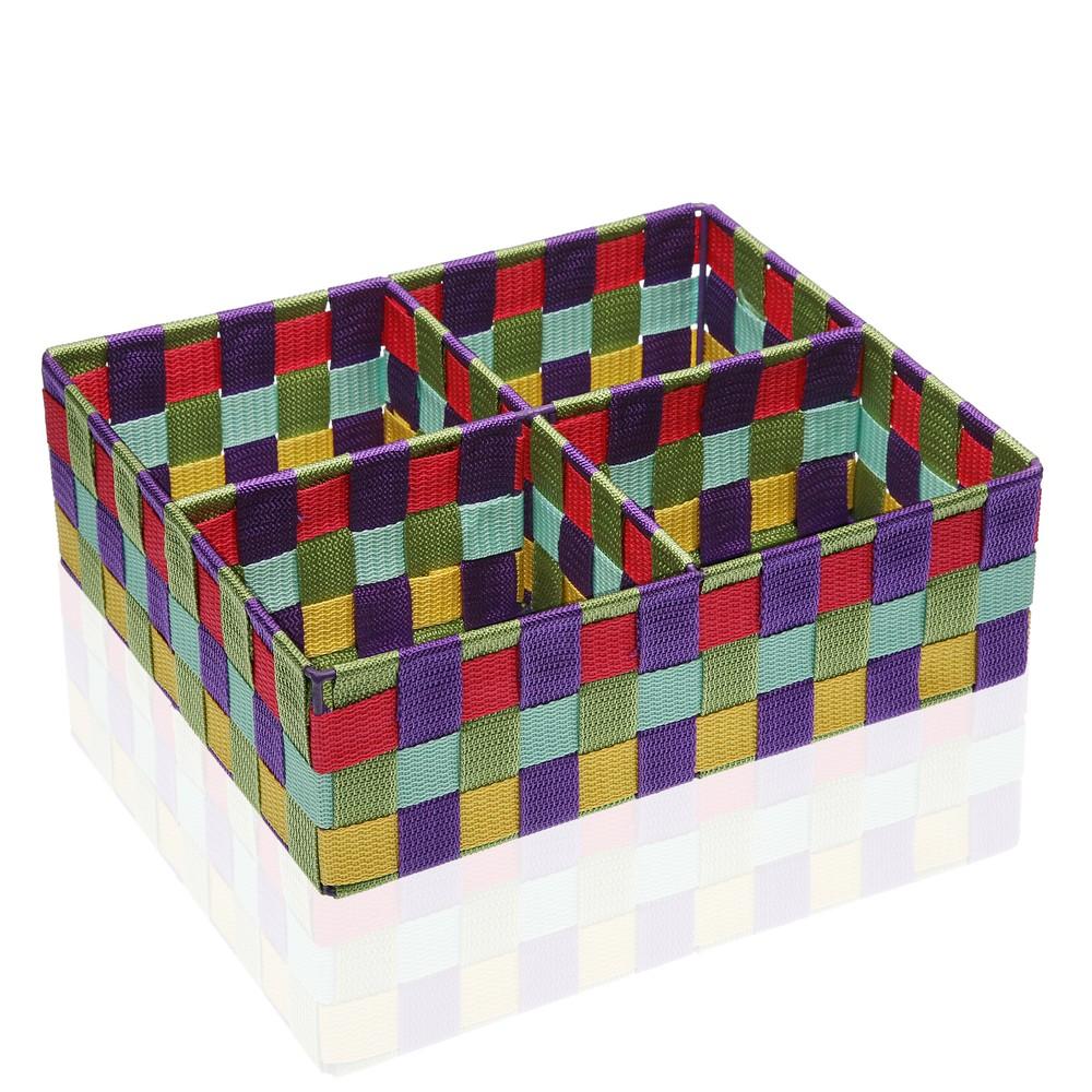 fe14397c0 Úložný košík so 4 rozdelenými časťami Versa Giardino