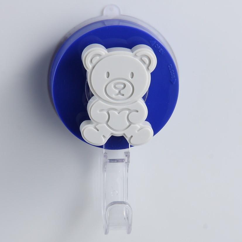Háčik bez nutnosti vŕtania ZOSO Bear Blue