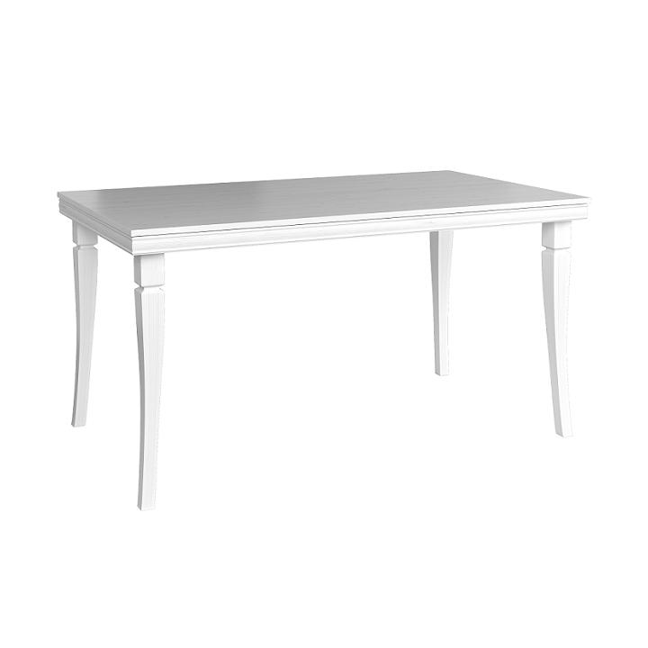 TEMPO KONDELA Jedálenský stôl, rozkladací, sosna andersen, KORA
