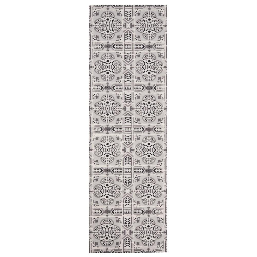 Sivý kuchynský behúň Zala Living Cook and Clean, 45×140cm