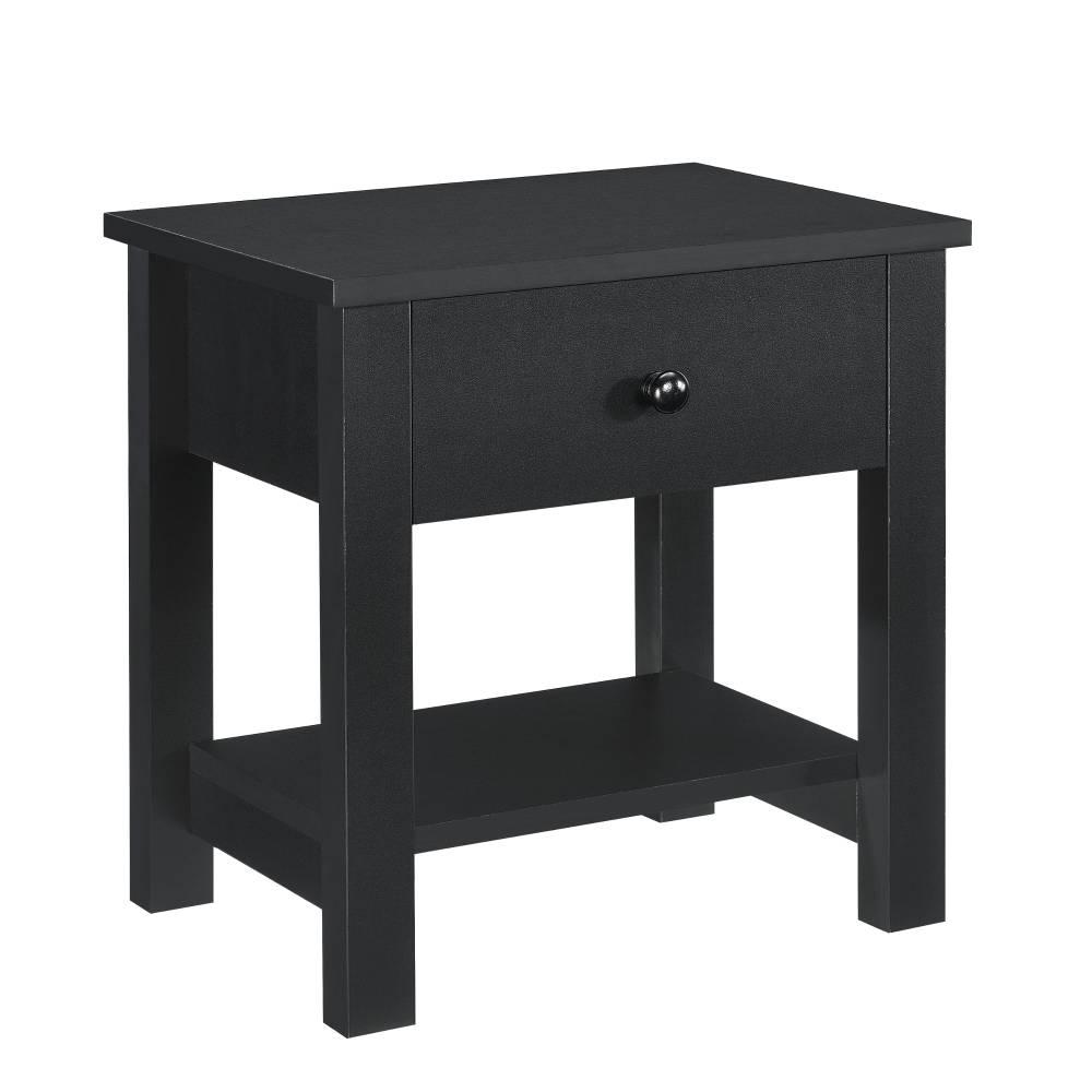 [en.casa]® Noční stolík AASB-7002