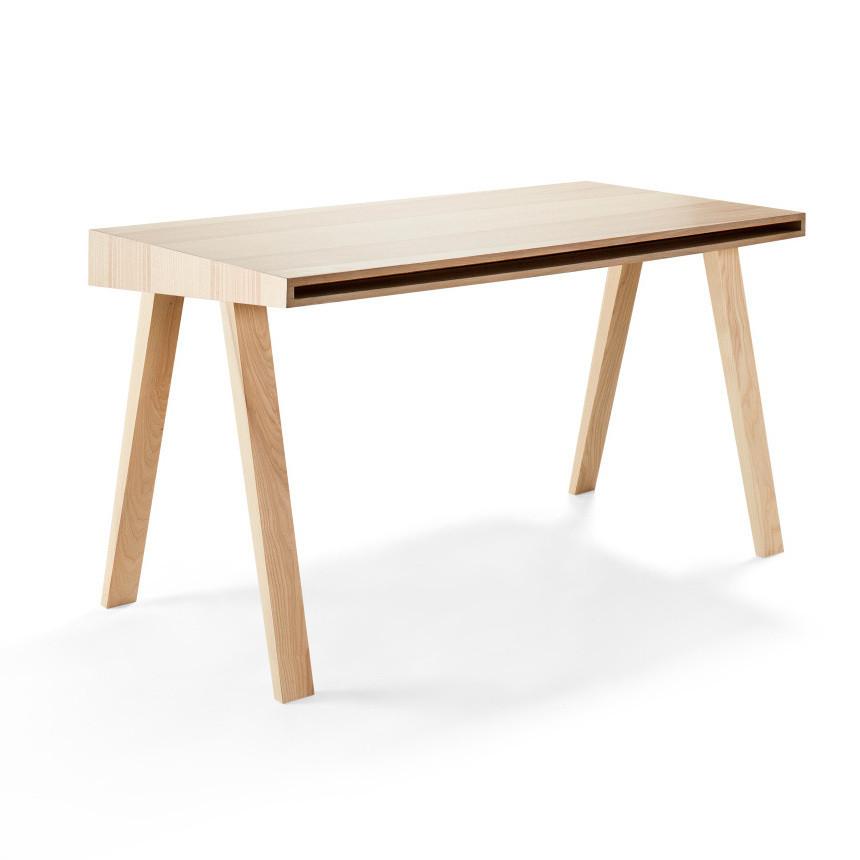 Písací stôl 4.9 Emko, 2 zásuvky, litovskýjaseň