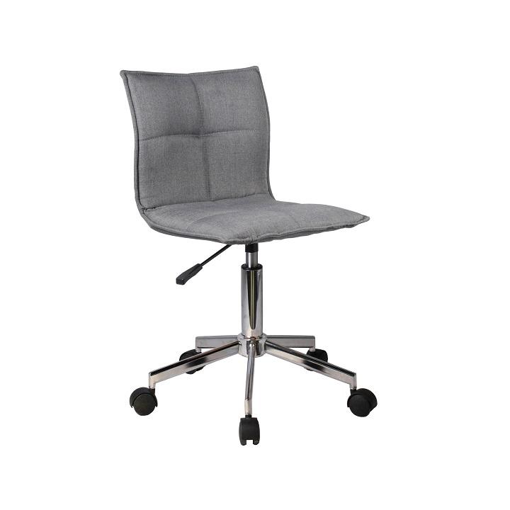 Kancelárska stolička Craig (sivá)