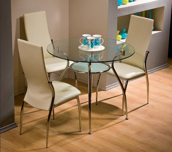 FIREZJA A jedálenský stôl 90x90