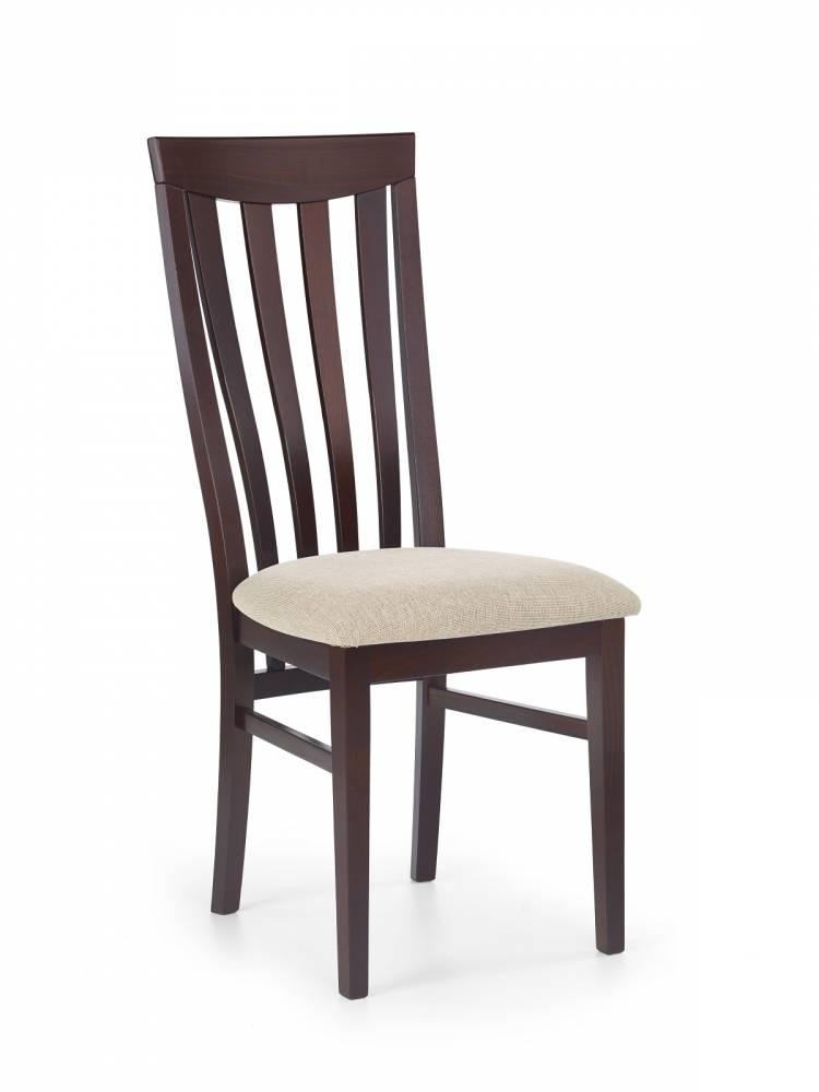 Jedálenská stolička Venus Orech tmavý