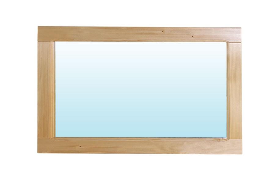 Bradop Zrkadlo 85 x 45, borovica B190