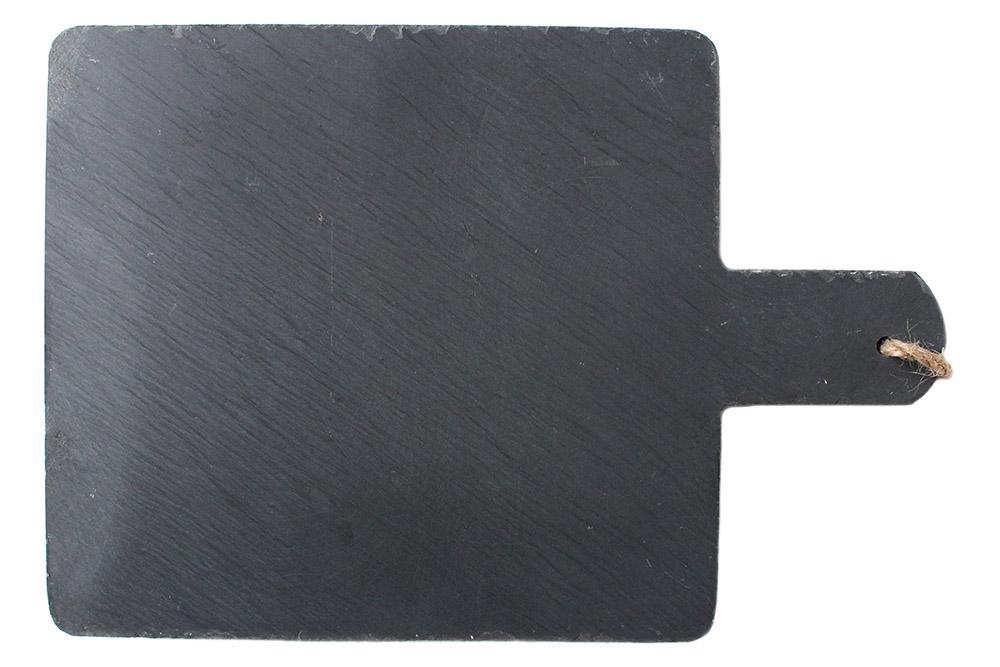 Bridlicová servírovacia tácka/doska 29 x 19,5 cm