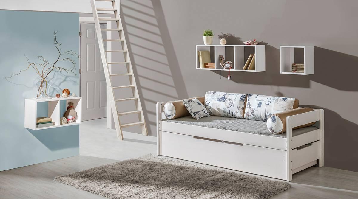 BORIS detská posteľ B1