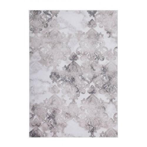 Kusový koberec Gizem 200 Silver