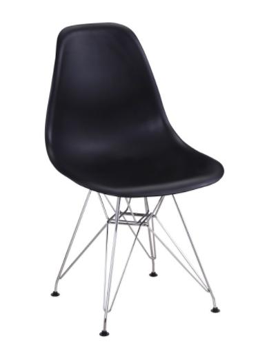 Jedálenská stolička Anisa New   Farba: Čierna