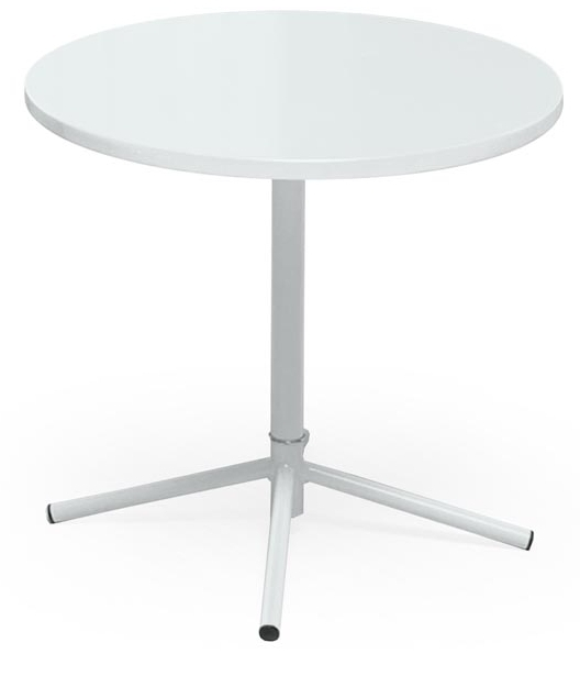 Konferenčný stolík Lola biely